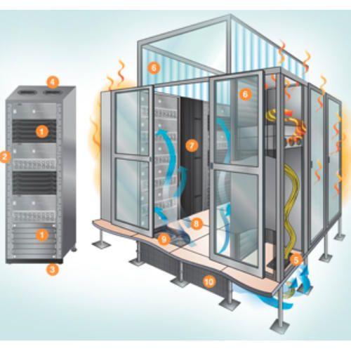 Data Center Airflow Management System