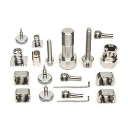 Aluminum And Brass CNC Machined Components, Industry