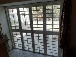 Sheet Metal Folding Door