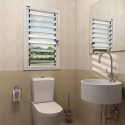 Bathroom Window Louvers louver windows - louvre windows manufacturers & suppliers