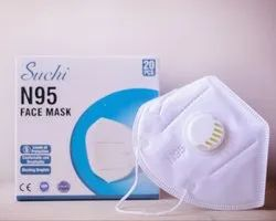 Suchi Industries Reusable N95 Mask with Respirator