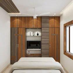 Flat Room Interior Designing Service