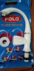 Camper Round Polo Plastic Swan Cock, Packaging Type: Packet, Size: 15mm