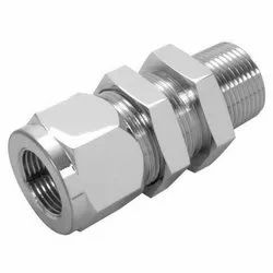 17-4 PH Bulkhead Female Connector