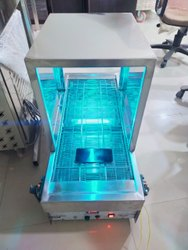UV Disinfection Conveyor System