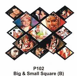 Big & Small Frame B (P-102)