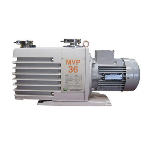 Woosung Make Oil Sealed Rotary Vane Vacuum Pump MVP Series MVP36