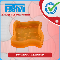 Paver PVC Tile Mould