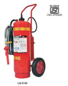 50 kg Powder Trolley Mounted Fire Extinguisher