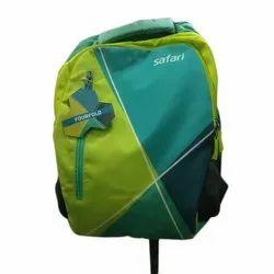 Nylon Safari Fourfold Shoulder Bagpack