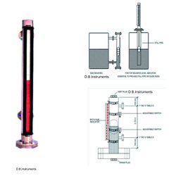 Side Mounted Magnetic Level Indicator