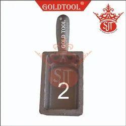Gold Tool Ingot Mold Casting No. 2 Per Kg.