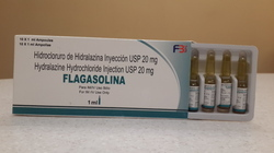 Hydralazine Hydrochloride Injection USP 20mg