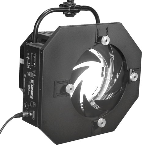 Iris Shutter Stage Light View Specifications Details Of