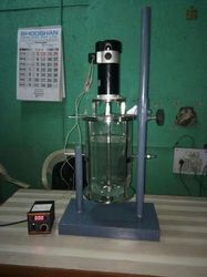 Noble 90 Deg Cent Lab Stirrer, Capacity: Up To 20 Liters