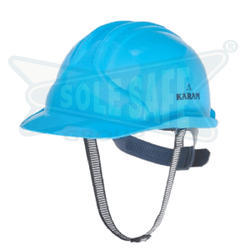 Karam Safety Helmet With Ratchet Fitting