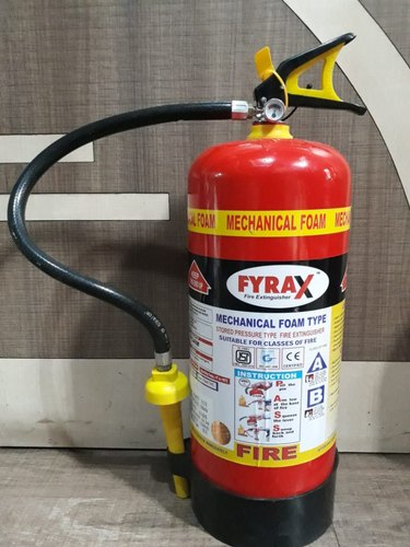 9 Ltr. Mechanical Foam Stored Pressure Type Fire Extinguisher