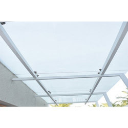 Commercial Glass Canopy