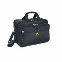 Black Plain Executive Bag