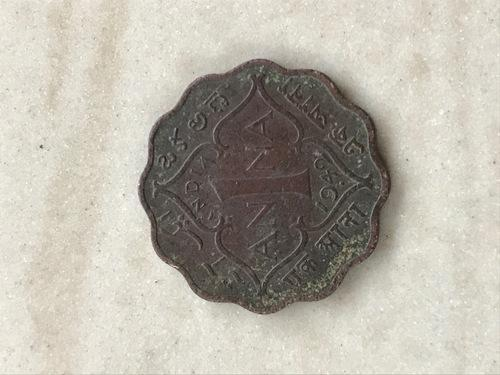 1 Anna Coin Of George Vi King Emperor