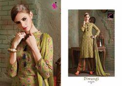 Plazzo Salwar Suit