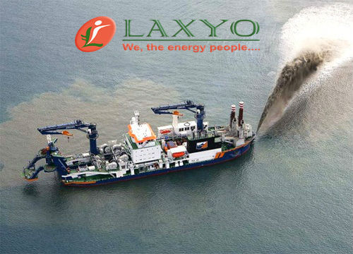 Dredging - Dredging Companies In India Laxyo Energy Service