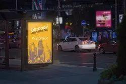 43 Outdoor Digital Signage Display
