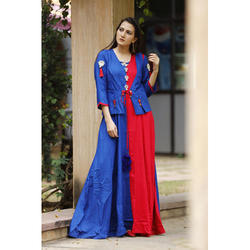 Fashionable Ladies Long Dress