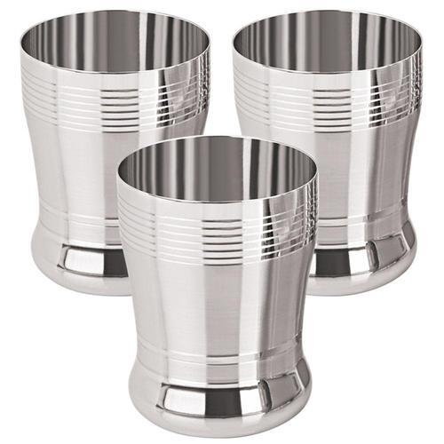 Stainless Steel Glasses, For Home And Hotel/Restaurant