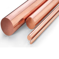High Conductivity Copper Round Rods