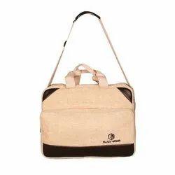 Plain Executive Jute Bag, Capacity: 15-20 L