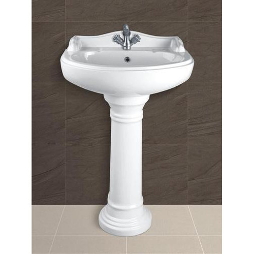 Pedestal Wash Basin At Rs 2300 Piece