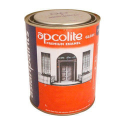 Asian Wall Enamel Paint, Packaging Type: Tin
