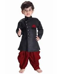 PR Fashion Launched Beautiful Kids Readymade Sherwani
