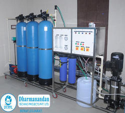 Turnkey Packaged Drinking Water Plant
