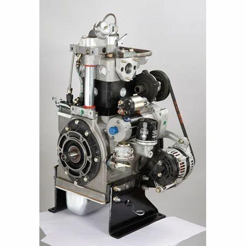 Vw Air Cooled Engine Codes List: Single Cylinder Diesel Engine G-510A-IV