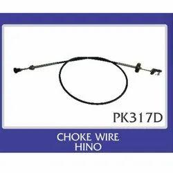 Peekay Choke Wire Hino, Usage: Leyland Truck