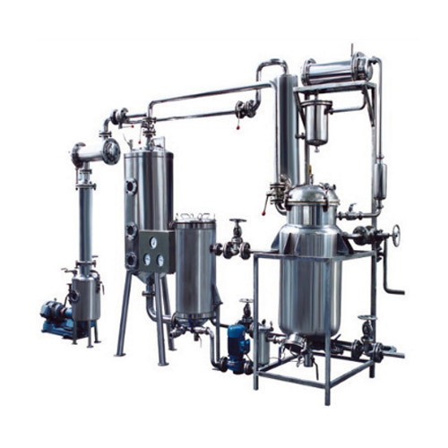 Steam Distillation Unit