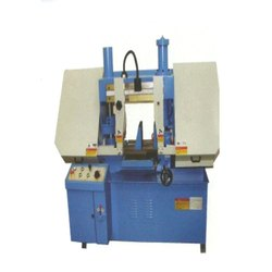 BDH400 A Double Column Semi Automatic Horizontal Bandsaw Machine