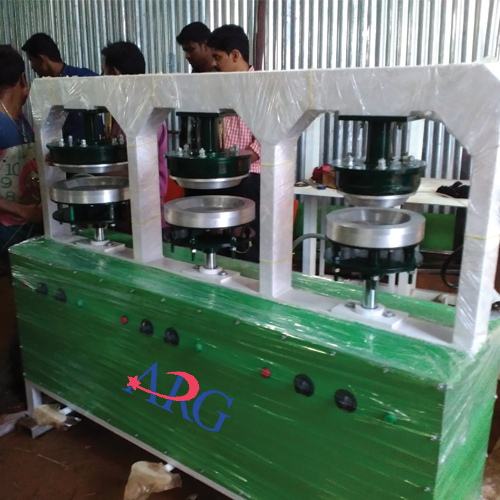 Areca Leaf Plate Making Machine - Automatic Areca Nut Leaf