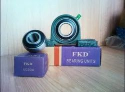 FKD Cast Iron Pillow Block Bearings, Model Number: Ucp 205