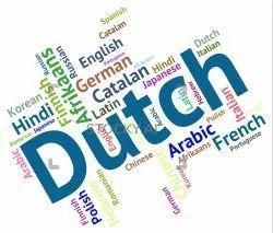 Dutch Translation And Interpretation Services in New Delhi