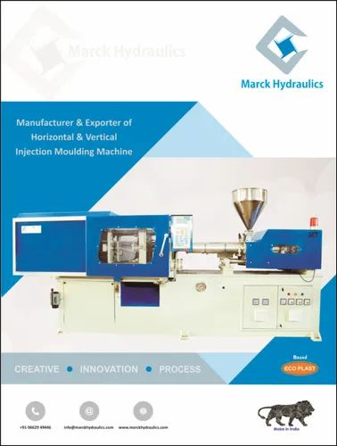 Plastic Injection Moulding Machines for various industrial