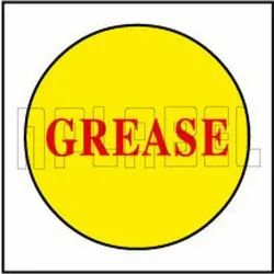 420040 Grease Labels