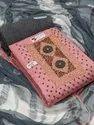 Chikan Linen Cotton Dress Material For Women