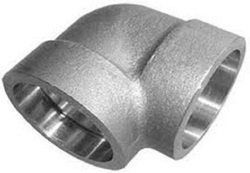 254 SMO Socket Weld Elbow