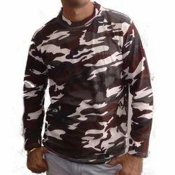 Cargo Printed T Shirt