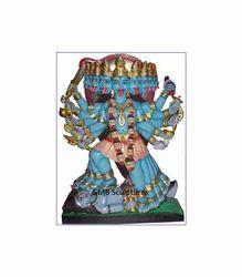 Ten Faced Kali Maa Statues