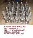 Inconel  625 Safety Relief Valve