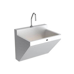 Wall Mounted Surgical Scrub Sink
